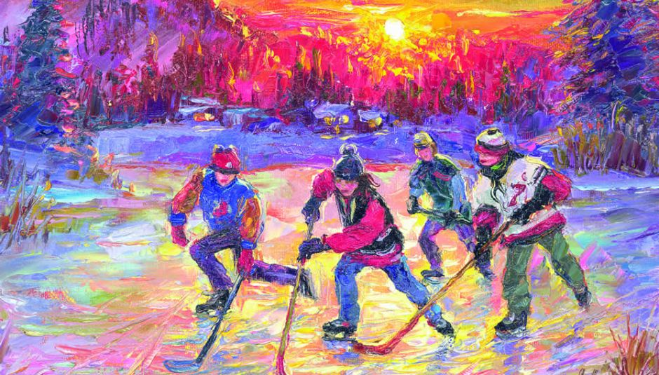 Sunset Hockey
